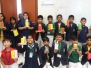 Grade 3 CCA Activity - MAKING PENCIL STAND AND BADGE