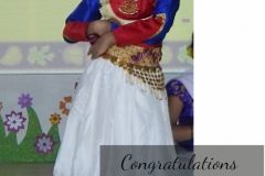 Pranamya Byju Narayan - 5BF - Summer - Folk Dance - Second Position