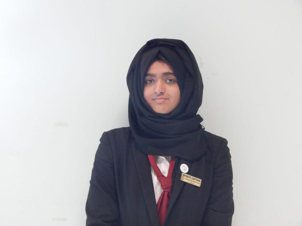 Afreen K.Muhammed 11AF