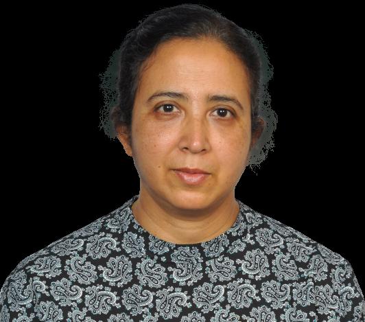 Mrs. Sweta Roy Chakraborty