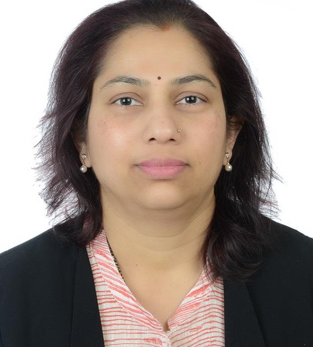 Mrs. Varsha Naik