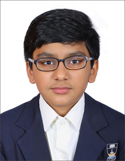 Kush Bhautik Vaidya
